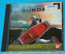Mobile Suit Gundam Version 2.0 - Sony Playstation - PS1 PSX - JAP Japan