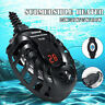 25-300W Aquarium Heater Fish Tank Turtle Submersible Thermostat Gauge LED  New