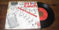 ANDRE MOSS - Ella French PS 7' Library Pop Easy Listening 74'