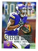 2015 Panini Prestige VARIATION #285B STEFON DIGGS RC VIKINGS QTY AVAILABLE SP