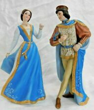 Lenox Romeo & Juliet porcelain figurines 1989/1990
