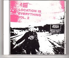 (HJ814) Location Is Everything Vol 2, 21 tracks various artists - CD