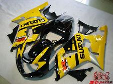 Carrosserie carénage Fairing Injecté Pour Suzuki GSXR 600 750 K1 01-03 2002 H19