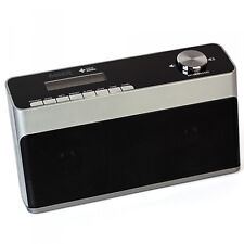 Stereo Sound DAB+ Radio with FM & AM Radio Dual Alarm AUX in & Headphone jack
