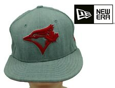 Toronto Blue Jays TOR MLB Authentic Gray New Era 59FIFTY Fitted 71/8 Hat /Cap