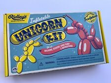 """Ridley's Inflatable Unicorn Balloon Complete Kit """"NEW"""""""