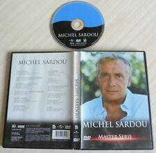 RARE DVD MUSIQUE MASTER SERIE MICHEL SARDOU