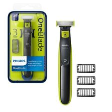 Philips OneBlade Rechargeable Beard Trim Shave and Hair Trimmer Kit - QP2520/25