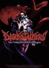 NIGHT WARRIORS: DARKSTALKER'S REVENGE OVA COLLECTION, New DVDs