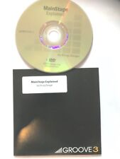 Apple MainStage explained pro dvds video dvd help tutorial training lesson 5.2hr
