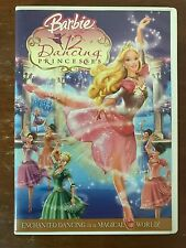 Barbie in the 12 Dancing Princesses (DVD, 2006)