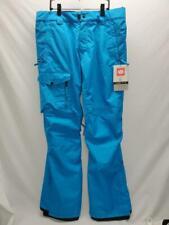686 Rover Mens Snowboard Snow Ski Pants Blue Bird Large NEW