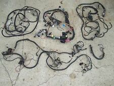 Corvette 1982 Complete Car Wiring Harness, 5 components, very nice condition