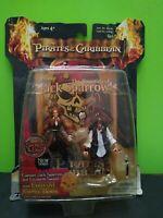POTC Secrets of the Deep Jack Sparrow & Elizabeth Swann Figure Comic NIP Zizzle
