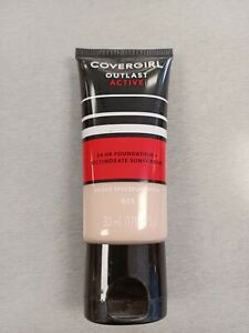 Covergirl Outlast Active 24 Hr Foundation SPF 20 No 805 Ivory