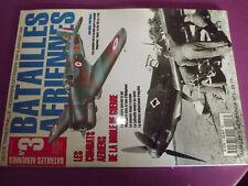 25$$ Revue Batailles Aeriennes n°3 Combats aeriens drole de guerre / Heligoland
