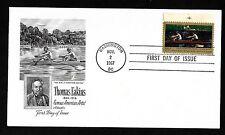 #1335  5c Thomas Eakins - Artmaster FDC