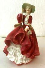 Royal Doulton Figurine: Top O' The Hill Hn1834 Leslie Harradine Retired