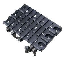 3pcs/Set Standard 20mm weaver base Picatinny RIS 20mm Short Rail For G36C G36#us