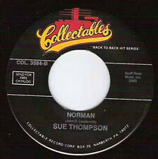 "SUE THOMPSON - Norman 7"" 45"