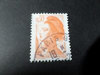 FRANCE 1982, timbre 2182, LIBERTE', oblitéré, VF STAMP