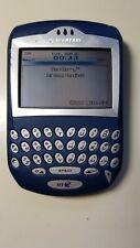 BlackBerry 7230 Smartphone-Blu-tutti gli accessori e scatola originale