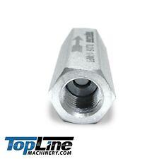 14 Npt Port Hydraulic In Line Check Valve 5000 Psi Tl315