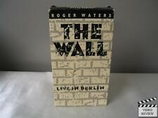 Roger Waters - The Wall Live in Berlin (VHS)