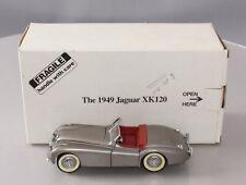 Danbury Mint 1:24 Scale Die Cast 1949 Jaguar Xk120 in Grey/Box
