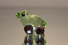 SWAROVSKI CRYSTAL FRED THE FROG 657108 MINT IN BOX 9460 NR 200 002 RETIRED