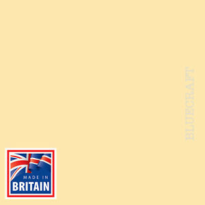 100 sheets x 12 inch Square Papago Pastel Ivory Craft Card 240gsm - 305 x 305mm
