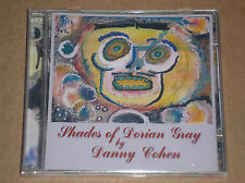 DANNY COHEN - SHADES OF DORIAN GRAY - CD SIGILLATO (SEALED)