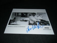 "Tom Wilkinson SIGNED AUTOGRAFO SU 20x25 cm ""In the Bedroom"" foto inperson look"