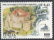 2001 ITALIA CITTA' DI GORIZIA MNH **