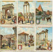 Chromo Liebig Sang. 564 BEL Monumenti di Roma Antica ANNO 1898