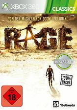 X360 / Xbox 360 Spiel - Rage (USK18) (mit OVP)