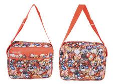 Emoji kids school messenger  bags