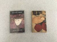 Associates Billy MacKenzie Popera & Promo Wild and Lonely Cassette Tapes
