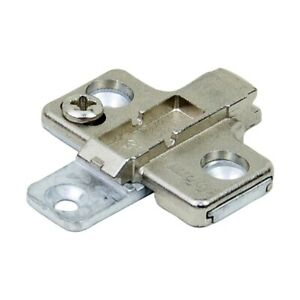 Blum Clip 2 part Mounting Plate for 15mm or 18mm cabinet 175H7100 / 175H130