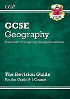 New Grade 9-1 GCSE Geography Edexcel B: Investigating Geographical Issues - Re,
