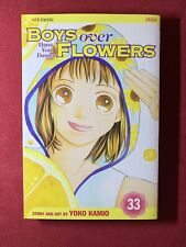 Boys Over Flowers, Vol. 33, by Yoko Kamio, LIKE NEW English Manga