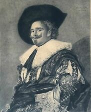Eliseo Tuderte Fattorini (1830-1887) après Frans Hals Rider  c1870