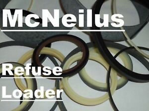 602685 Tailgate Cylinder Seal Kit Fits McNeilus Tag Axle XC High Comp