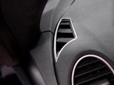 Mercedes Benz SLK R171 280 200 350 AMG Brabus Lüfterdüsen Defroster Aluminium