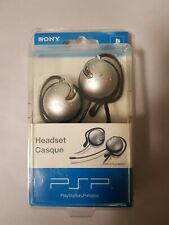 Sony PSP Headset Casque PSP-270 for PlayStation Portable and other devices!!