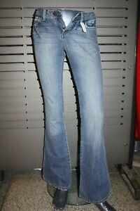 Mavi Jeans Ladies Marie 10596-2015 Spongy Tus Stone Blue New Vintage 90er