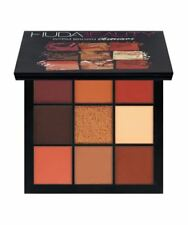 100% AUTHENTIC Huda Beauty WARM BROWN Obsessions Eye shadow Palette