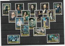 España Pintura Madrazo y Picasso Series del año 1977-78 (EZ-279)