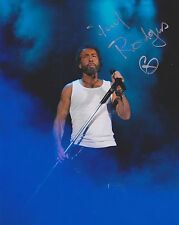 Paul Rogers HAND SIGNED 8x10 Photo Autograph, Free, Bad Company, Queen Brian May