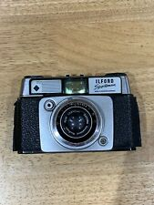 ILFORD Sportsman Vintage Camera Dacora Vario Sportman 35mm  12,8/45mm W/case